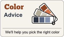 Mark can give you confidence in your color choices with a second opinion